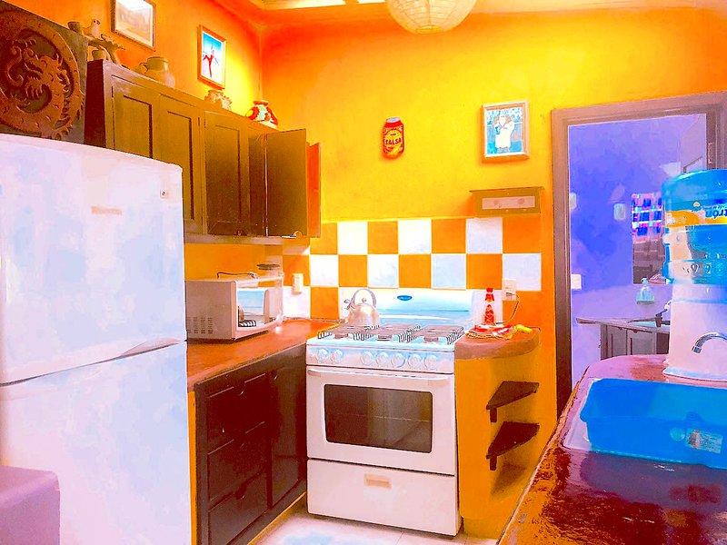 Studios Cabin Comfy & close to everywhere, alquiler de vacaciones en San Cristóbal de las Casas