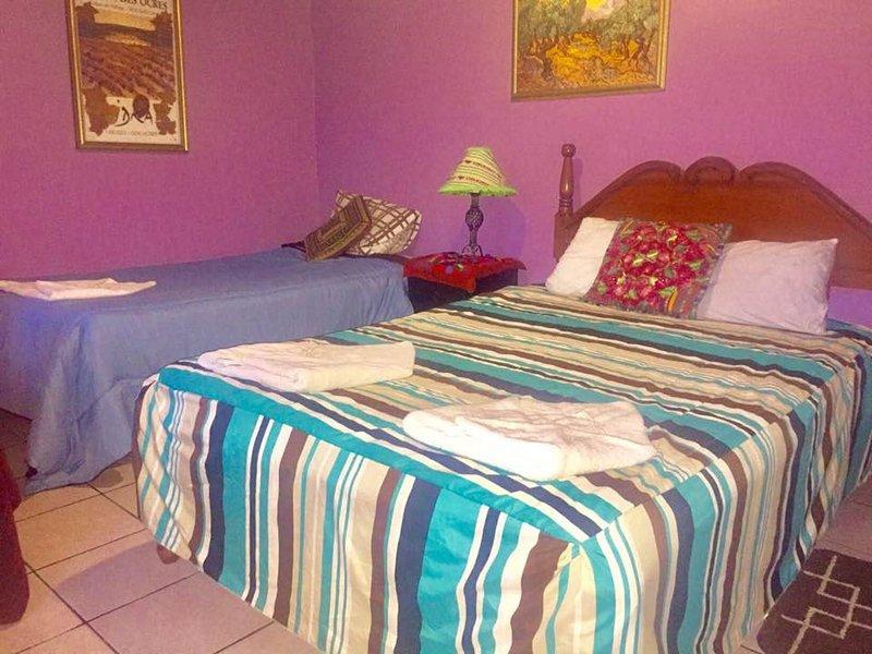 Cozy Big Bungalow Close To Downtown, location de vacances à San Cristobal de las Casas