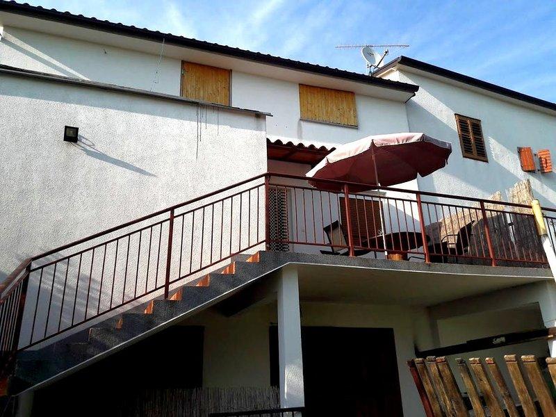 Two bedroom apartment Sovinjsko Polje, Central Istria - Središnja Istra, holiday rental in Kotli