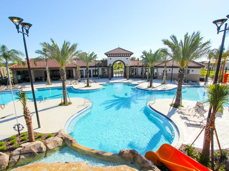 You and Your Family will Love this Luxury Villa on Solterra Resort, Orlando, holiday rental in Loughman