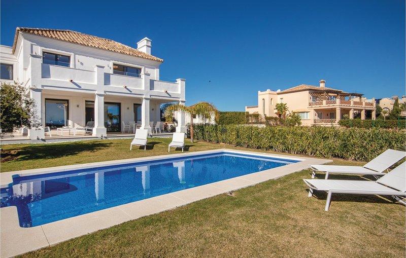 Five-Bedroom Holiday Home in Casares (EAS189), vacation rental in Casares del Sol