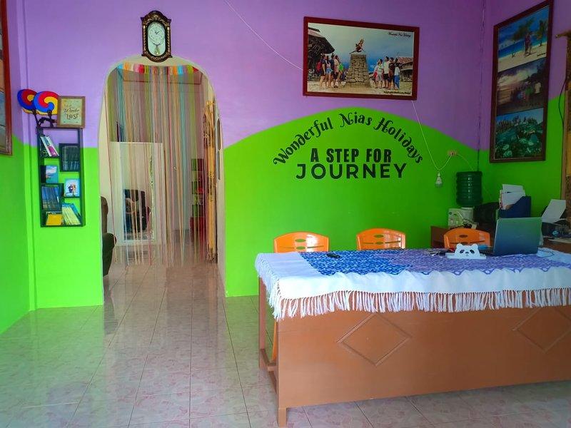 Olive Homestay Gunungsitoli, vacation rental in Gunungsitoli