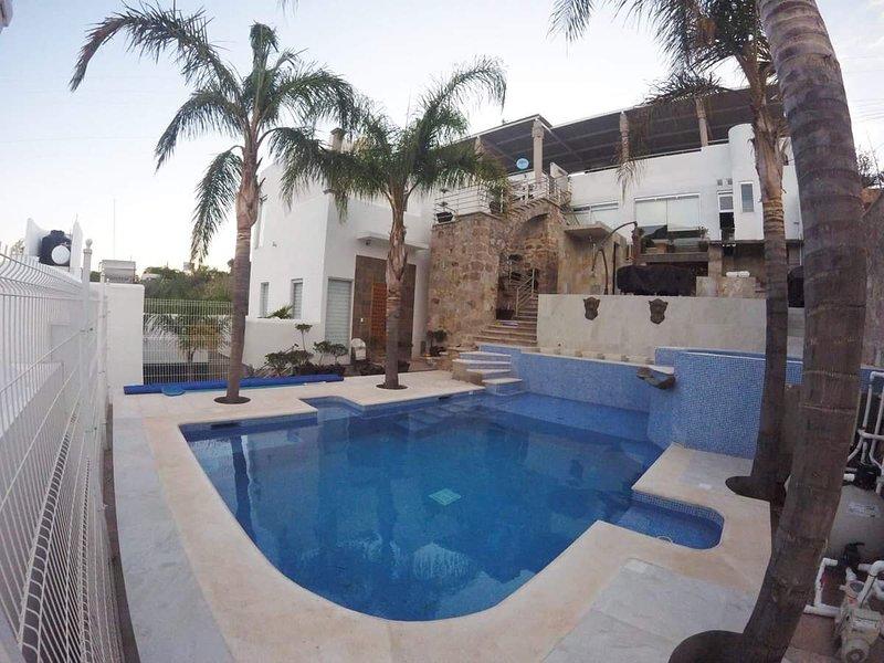Villa Maria Dolores, location de vacances à Guanajuato