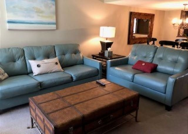 Courtside #52 Ground Floor Flat - 2 bedrooms - Short Walk to the Beach, vacation rental in Hilton Head