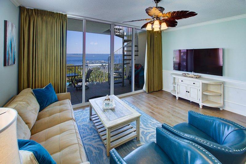 Destin West - Sandpiper PH-08, holiday rental in Fort Walton Beach