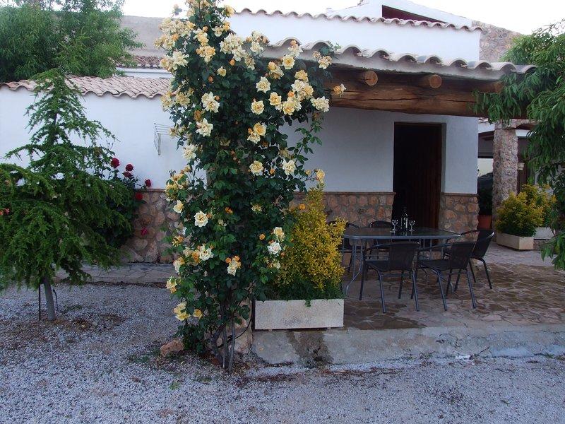 Cortijo Mirador. Cortijo Helao, holiday rental in Hinojares
