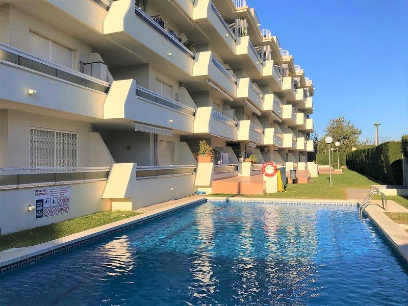 Edif. Balí, vacation rental in Riudecanyes