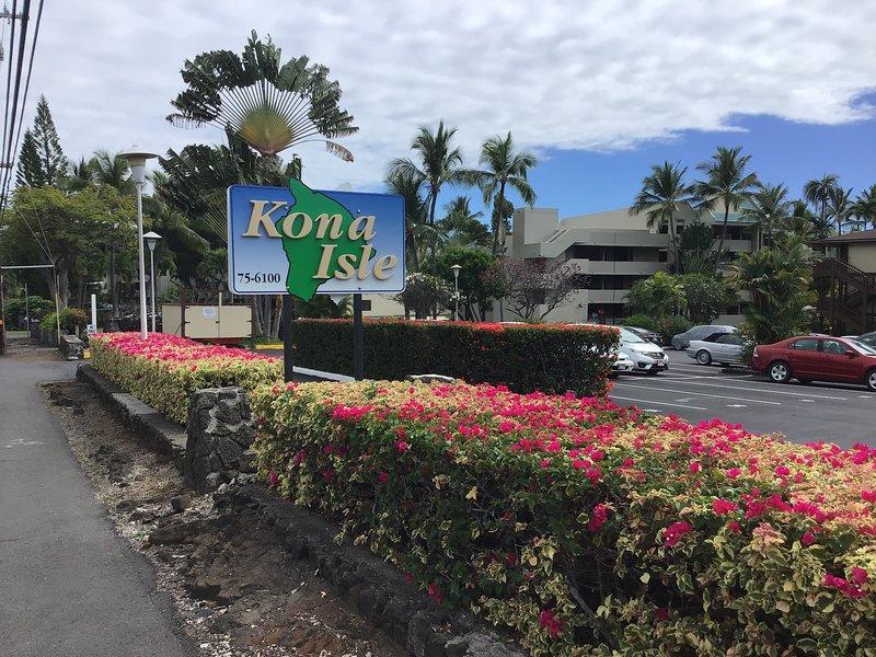Welcome to Kona Isle