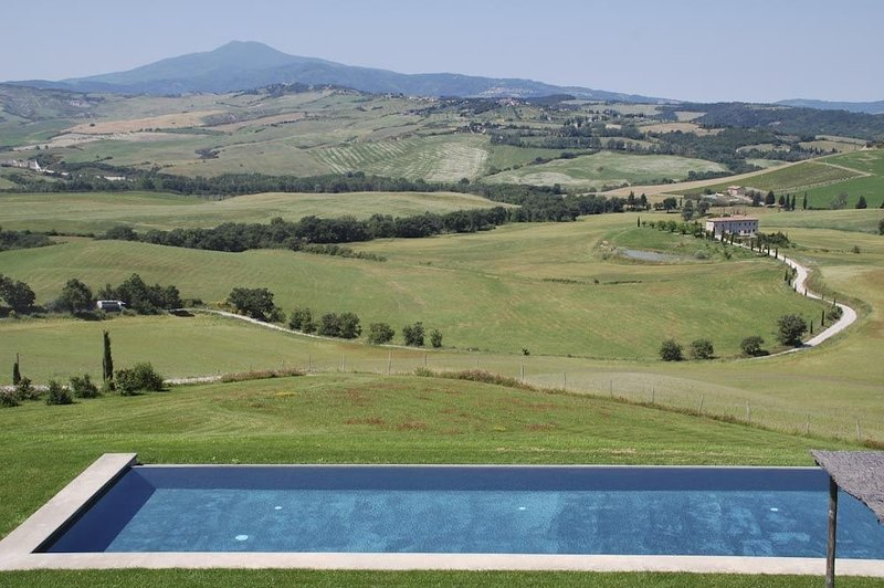 Villa Sarteano, vacation rental in Bagni di San Filippo