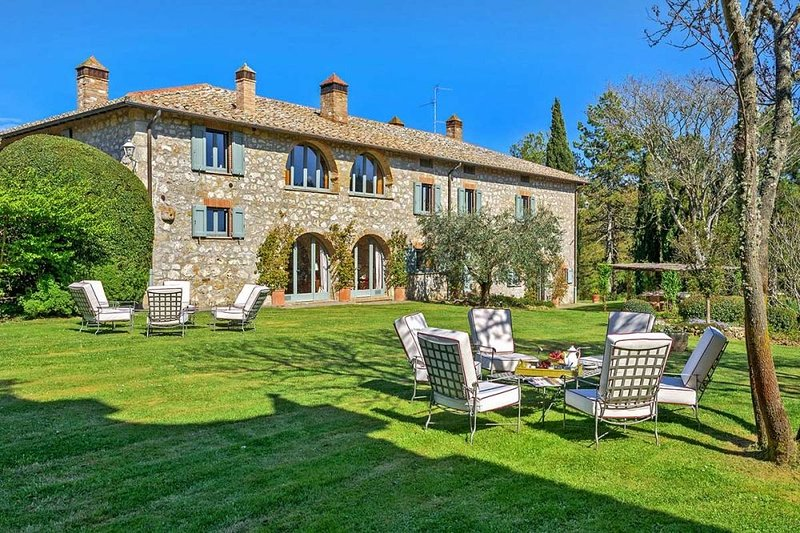 Villa Anatila, vacation rental in Casciano