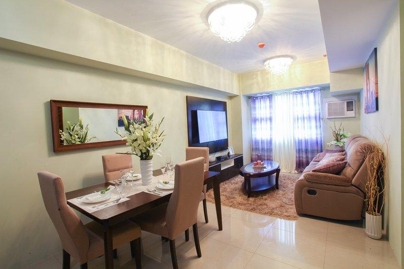 Mango Avenue 2-Bedroom Apartment, alquiler vacacional en Cebu City