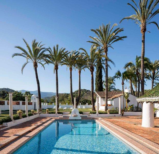 Alquiler Villa Cortijo San Francisco, vacation rental in Cancelada