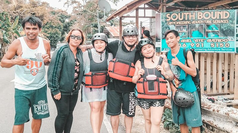 SouthBound Canyoneering Adventure Services, holiday rental in Argao