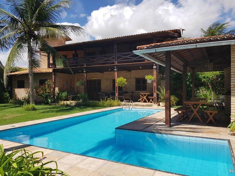 Em lugares mágicos os sonhos podem tornar-se realidade, holiday rental in Guajiru
