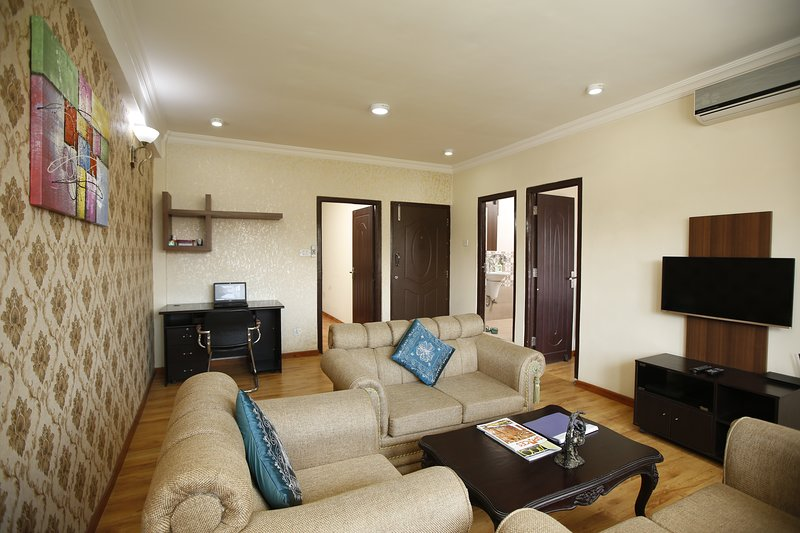 Hotspot at Jhamel 1BHK Apartment by Casa Deyra, vacation rental in Kirtipur