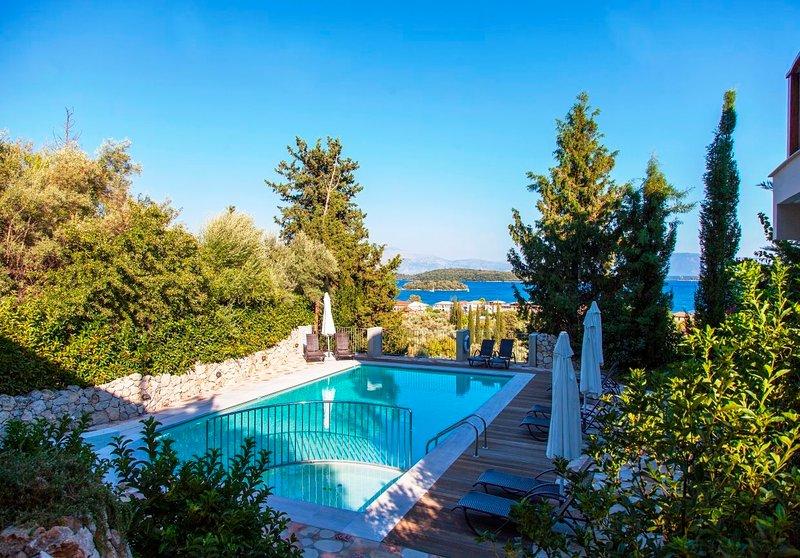 'Scorpios' Residence - 'Princes Islands' Luxury Residences, casa vacanza a Vafkeri