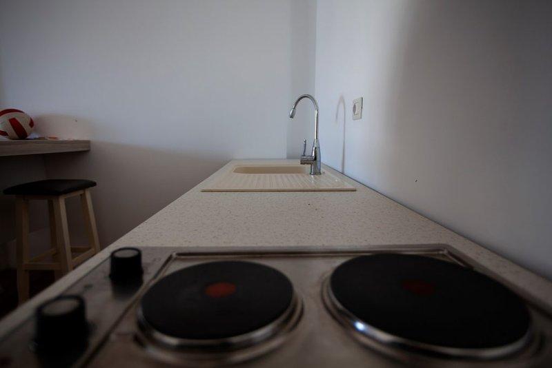 Blue Holidays Studio Apartment 01, alquiler vacacional en Lezhe County