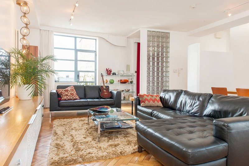 Large Luxury Penthouse in the City, holiday rental in Dublin