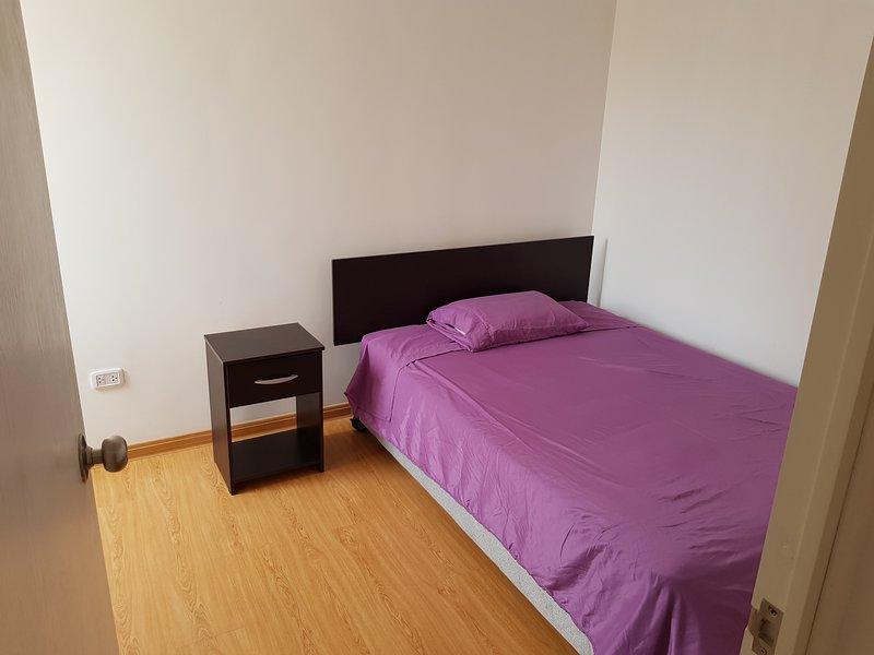 Green1 Condominio Comas 24 min from airport, holiday rental in Los Olivos