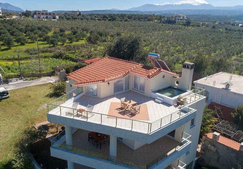 Villa Calma, vacation rental in Skaleta