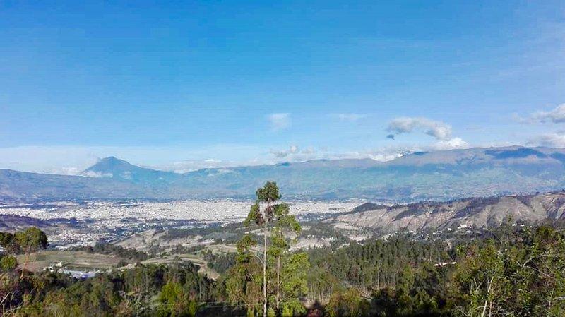 Cozy Mountain Home in the Ecuadorean Andes, location de vacances à Cacha