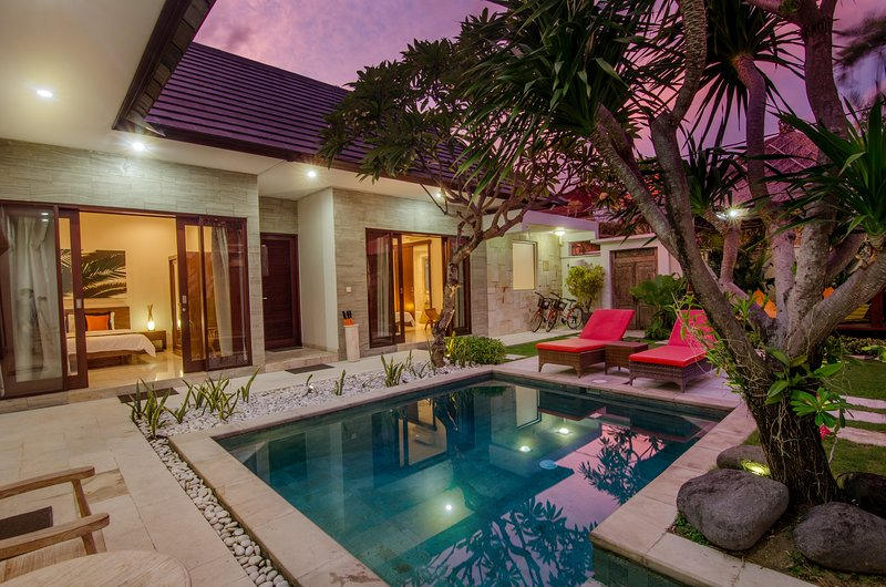 Sanur  - Spacious Villa with private garden, pool and stunning gazebo, holiday rental in Sanur