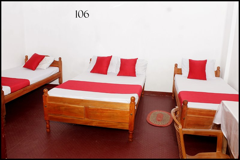 Luxury room in Jaffna for 6 pax, vakantiewoning in Northern Province
