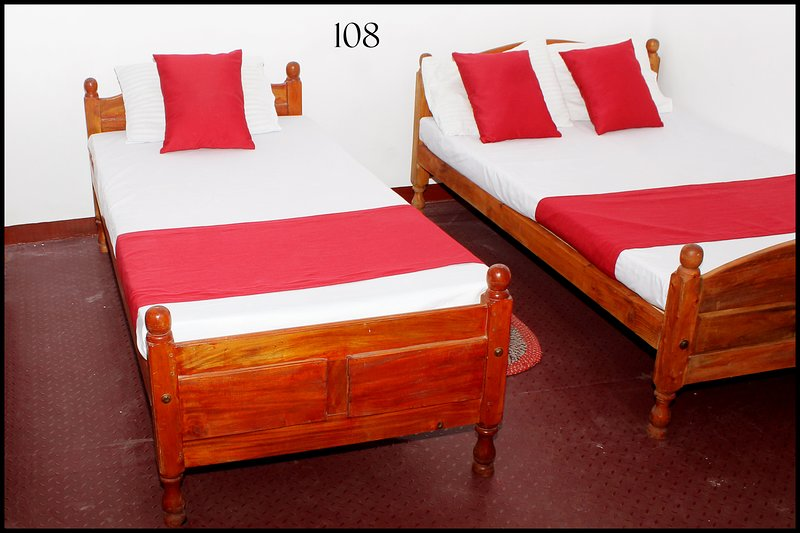 Comfort room in Jaffna for 2 pax, vakantiewoning in Northern Province