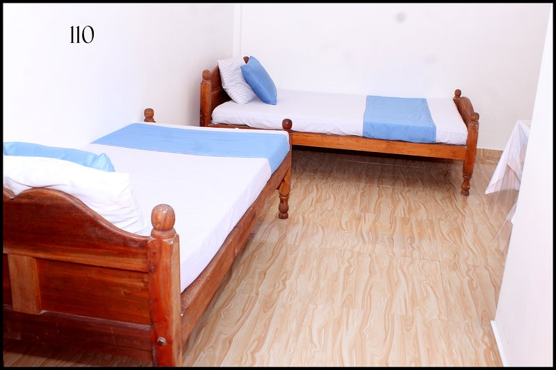 Deluxe room in Jaffna for 3pax, vakantiewoning in Northern Province