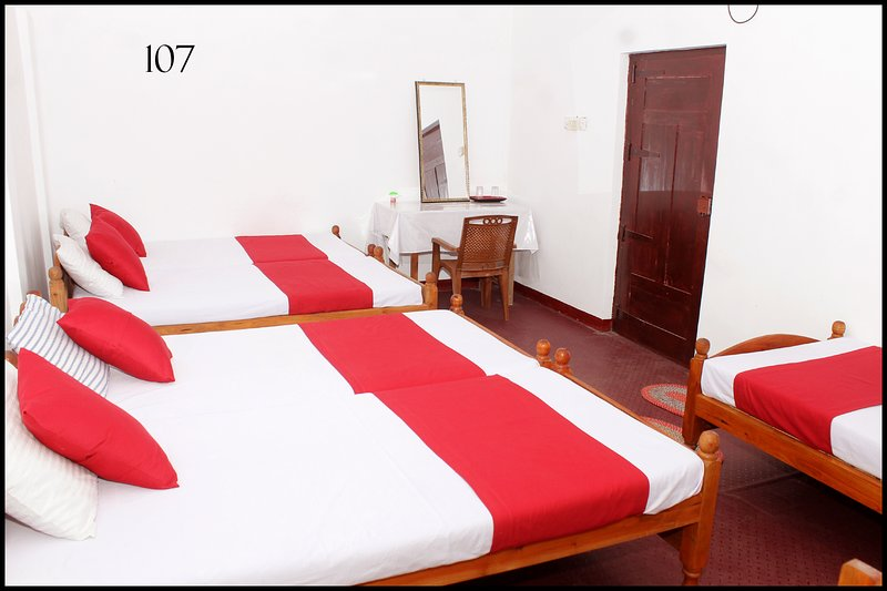 Premium room in Jaffna for 5 pax, vakantiewoning in Northern Province