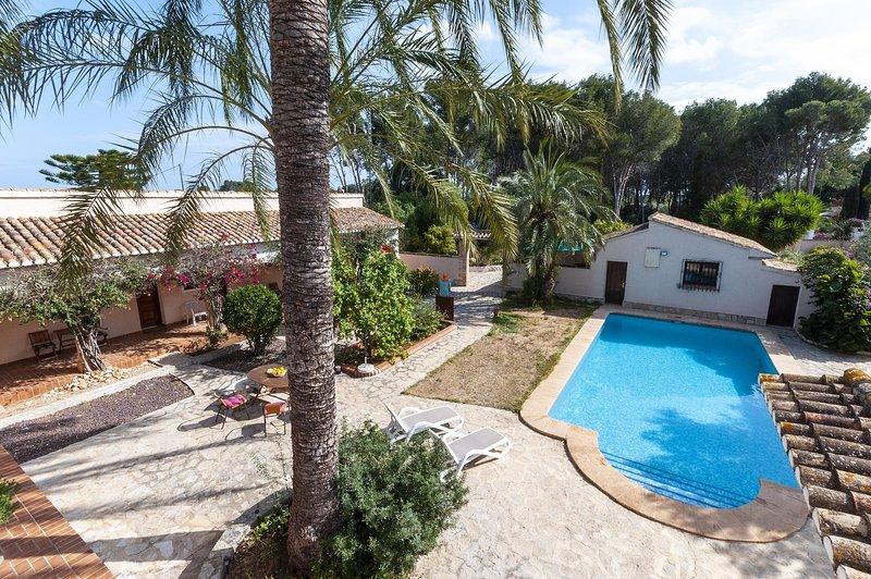 CAMPESTRE - Villa for 8 people in LA XARA, vacation rental in Muntanya la Sella