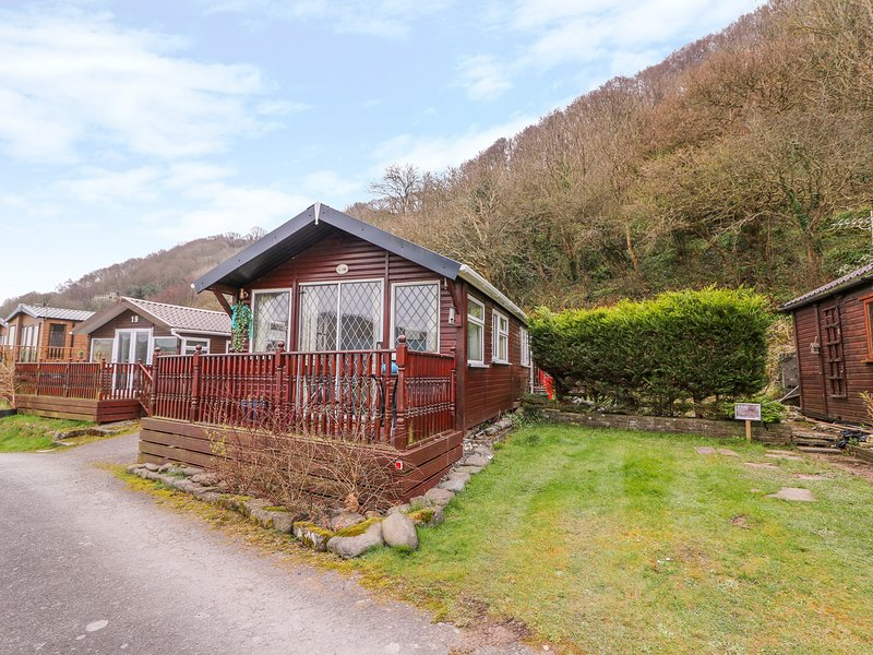 NO. 18 Smarty's View, detached chalet, two bedrooms, on-site facilities, beach, alquiler vacacional en Aberystwyth