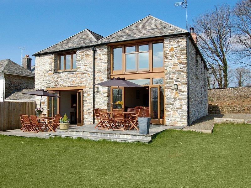 Polmear Barn, casa vacanza a Camelford