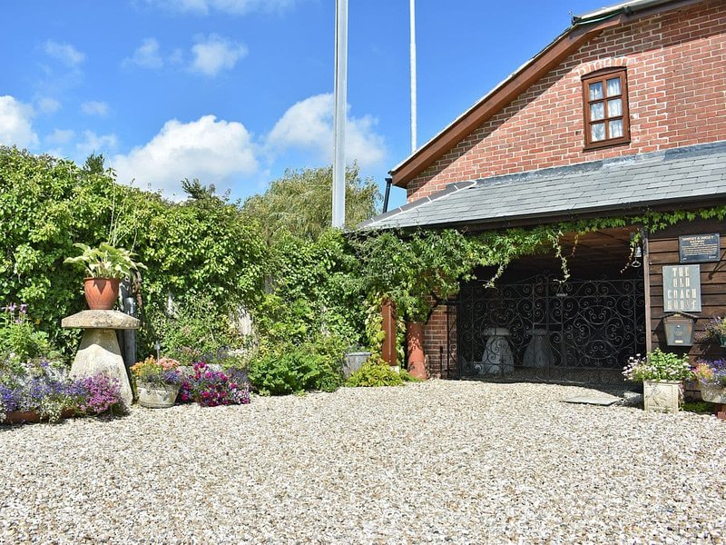 The Coach House, vacation rental in Winfrith Newburgh