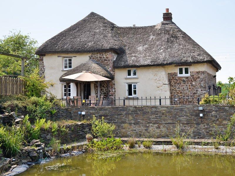 Syncocks Farm, vacation rental in Hatherleigh