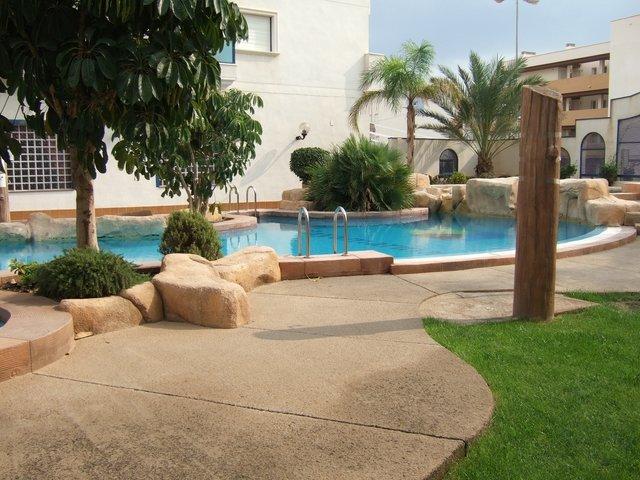 Playa Marina I Penthouse Apartment, holiday rental in Cabo Roig