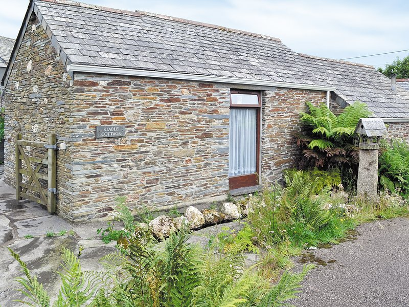 Stable, holiday rental in Trebarwith