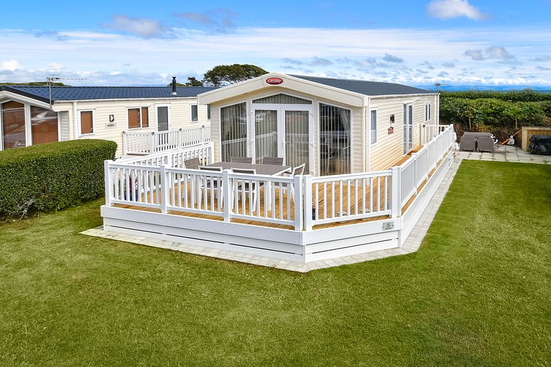 Brynmor, 5 Crugan (5CRUGA), holiday rental in Pwllheli