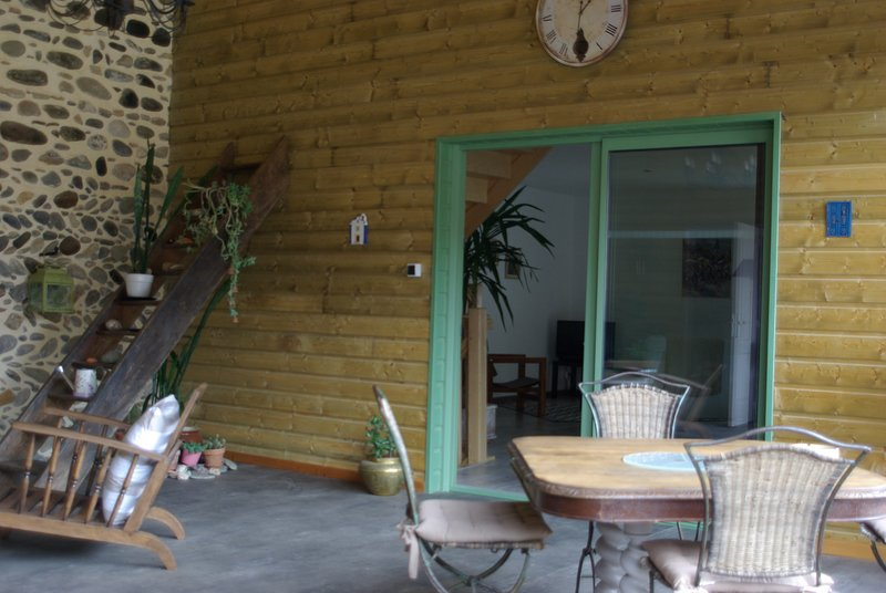 le gite du Poisson Roy, holiday rental in Sauvelade