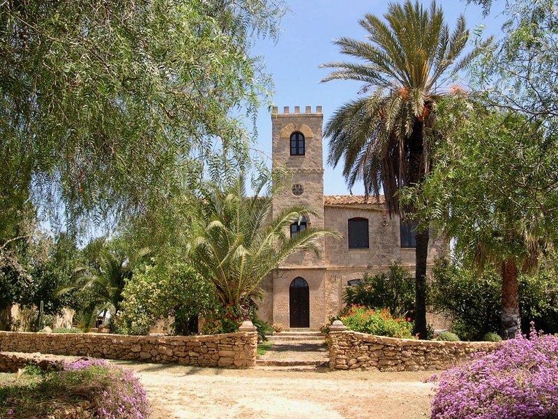 Torre Canalotto, Castelvetrano-Selinunte, holiday rental in Castelvetrano