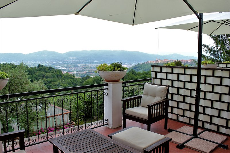 Fattoria Cristina - 'Bilo Rosa', holiday rental in Avenza