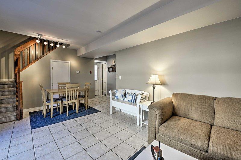 Book a trip to this cozy 2-bedroom, 2-bath vacation rental condo!