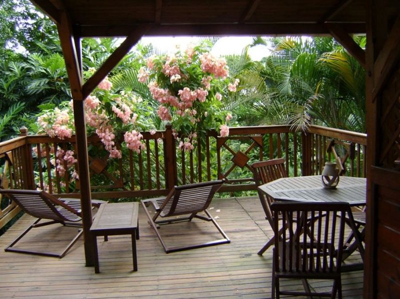 Beautiful apt with pool access, holiday rental in Le Lorrain