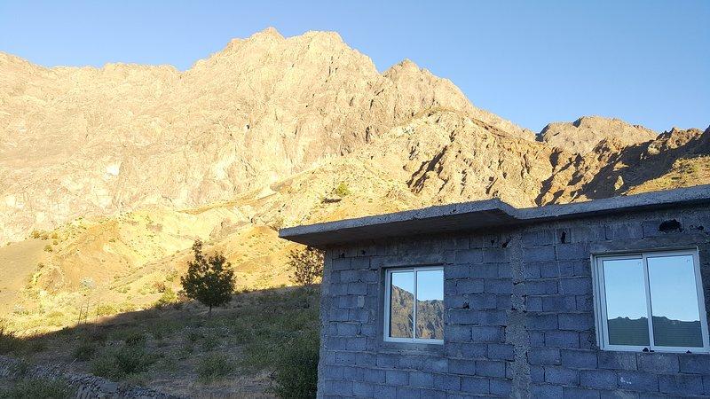 Casa Monte Amarelo, casa vacanza a Fogo