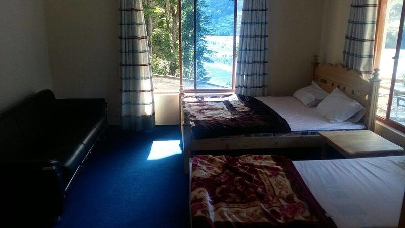 Wadi Resort (Family Double Room 6), vakantiewoning in Sharda