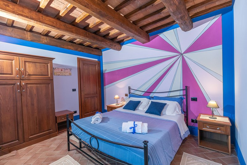 Appartamento la Spiga, holiday rental in Radicofani