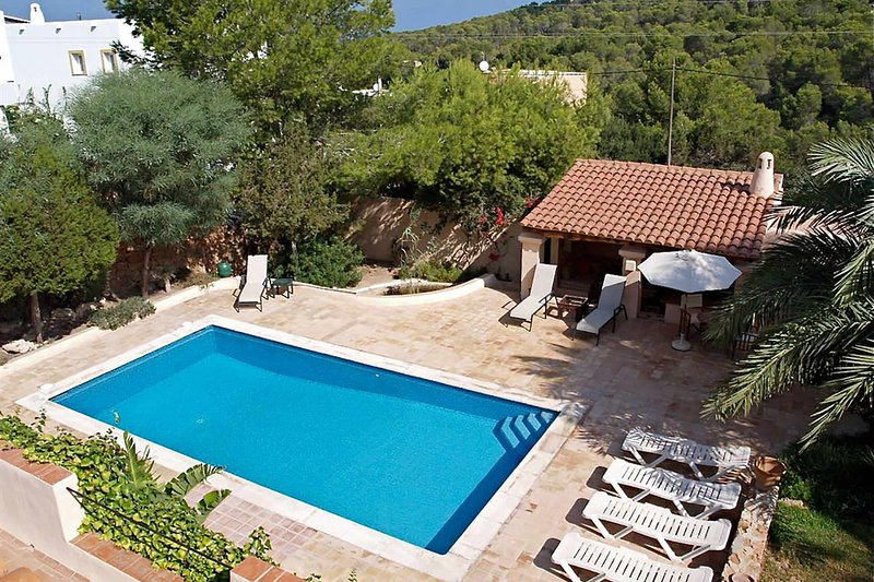 Villa Sand, holiday rental in Cala Comte