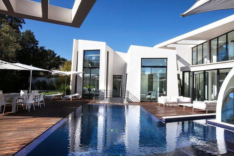 Villa Jackman, holiday rental in Ramatuelle