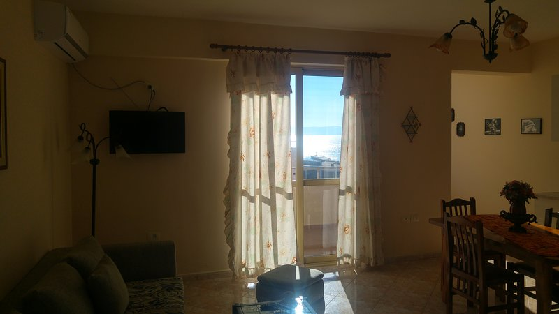 Seaview value apartment, holiday rental in Pojan