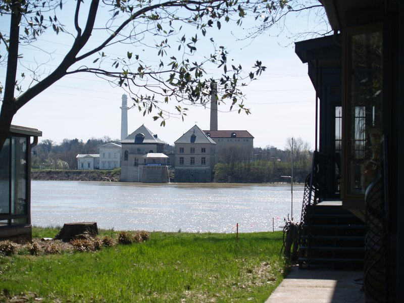 Arctic Springs Inn - Water Tower View, holiday rental in Jeffersonville